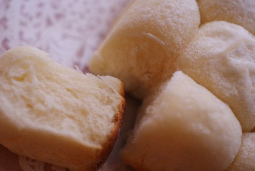 B断面ハート食パン
