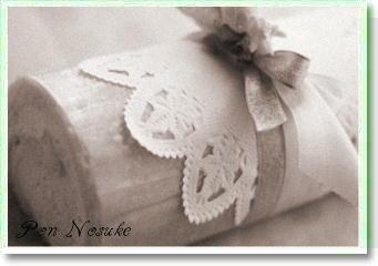 b白黒ロールケーキ