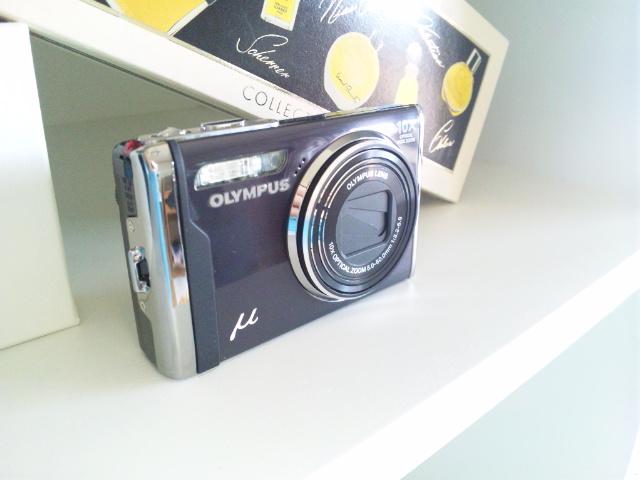 OLYMPUS μ-9000 (2009モデル)