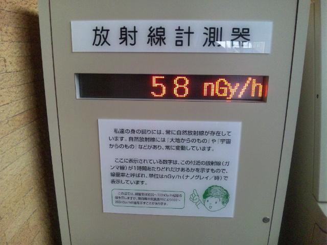 放射線計測器