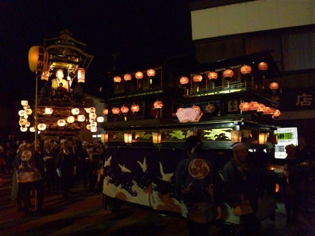 城端曳山祭 (10)