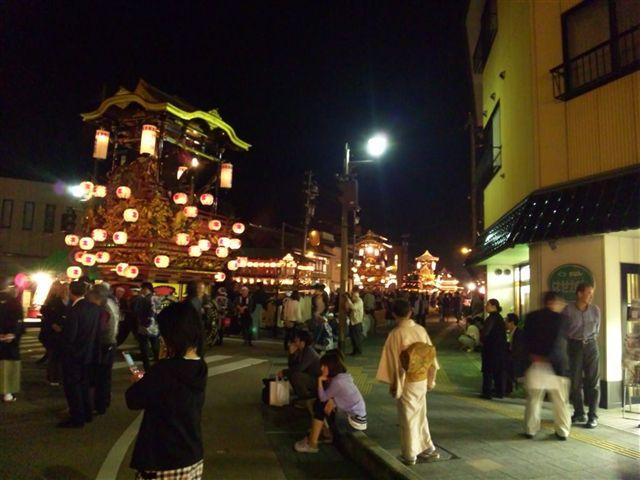 城端曳山祭 (12)
