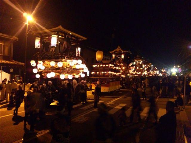 城端曳山祭 (13)