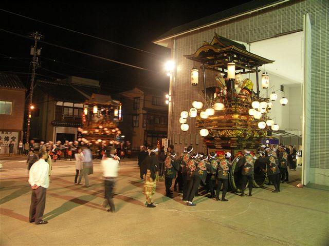 城端曳山祭 (16)