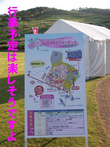010 となみ夢の平 コスモスウォッチング (5)
