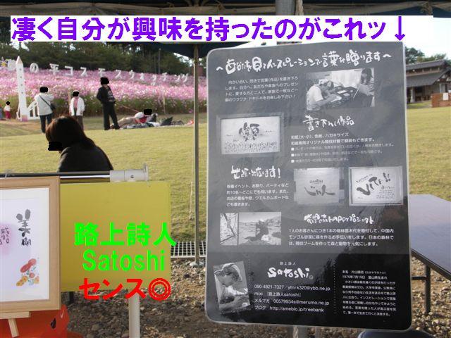 2010 となみ夢の平コスモスウォッチング (11-1)