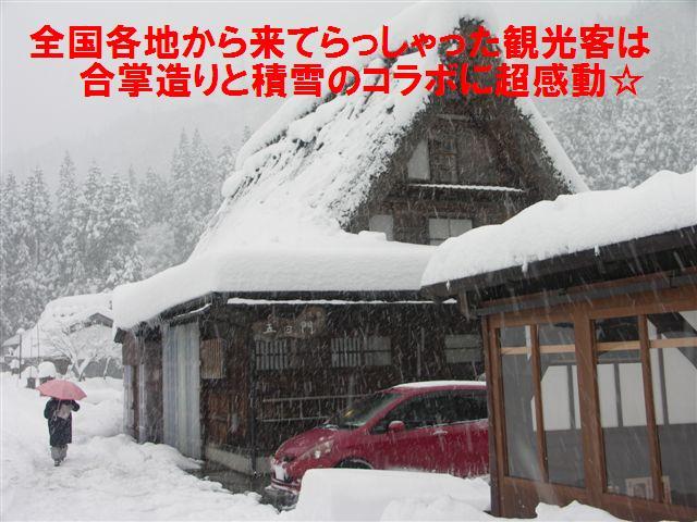 相倉合掌集落 (4)
