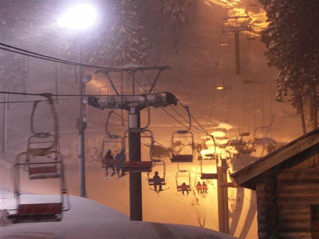 閑乗寺スキー場 (7)
