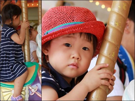 2歳11カ月 レオマ1