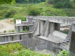 屋敷川取水ダム1