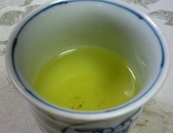 一心園さんのお茶