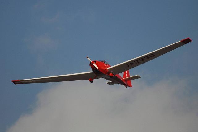 赤い飛行機1