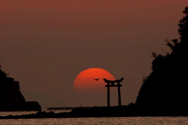 長島の日の出5