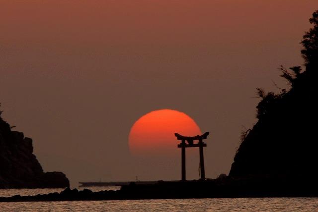 長島の日の出7
