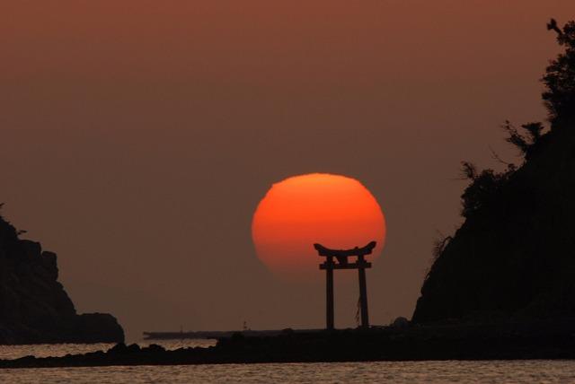 長島の日の出11