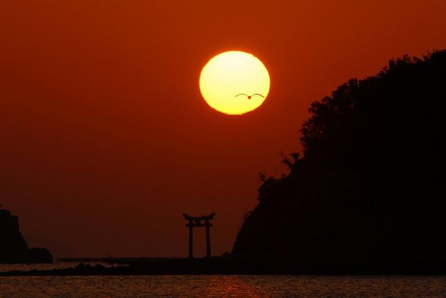 長島の日の出24