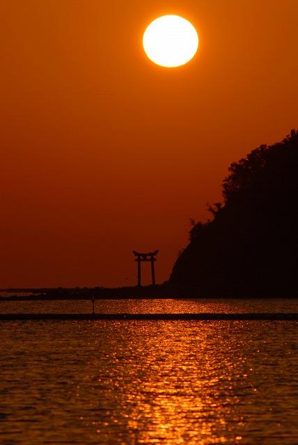 長島の日の出26