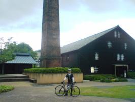 INAXライブミュージアム1921築の工場を資料館にした国の文化財