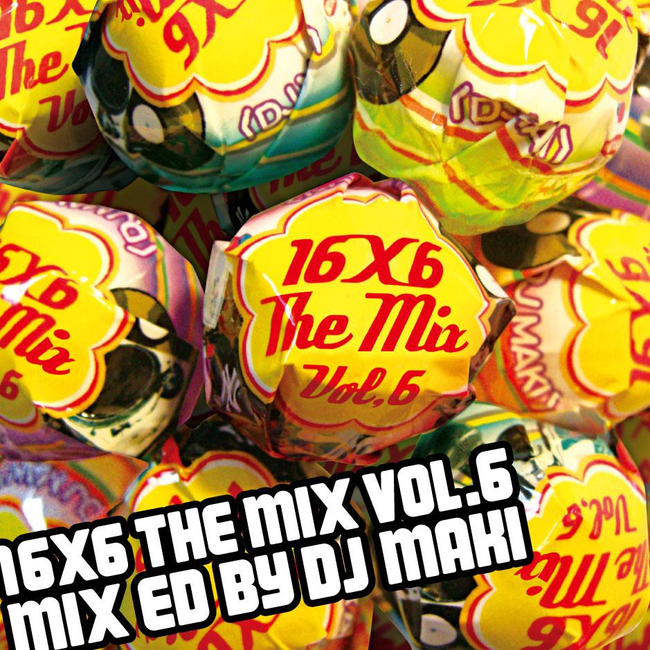 16X6MIX_Vol.6_表