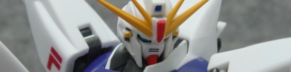 ロボット魂F91タイトル
