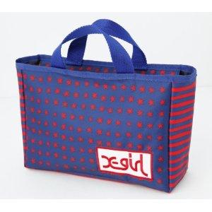 x-girlのバッグインバッグ