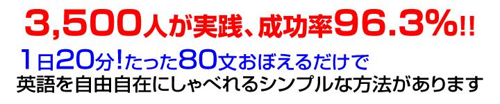 1日たった20分!酒井式 独学英語習得法 Simple English