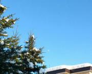 20130122月のある青空