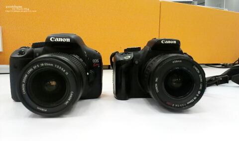 Canon EOS Kiss X4 / Canon EOS Kiss Digital N
