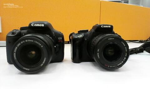 Canon EOS Kiss X4 / Canon EOS Kiss Digital N