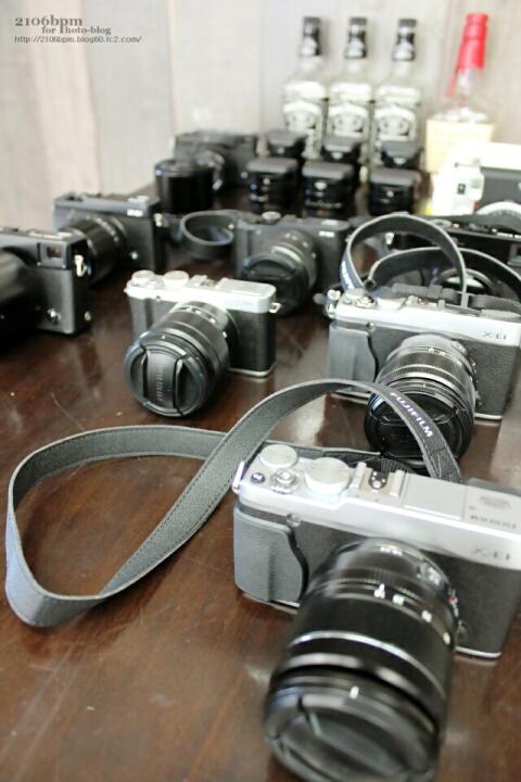カメラお試し的な撮影会的な何か