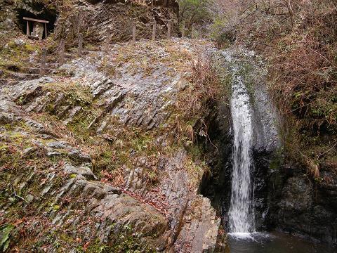 萩の滝 107