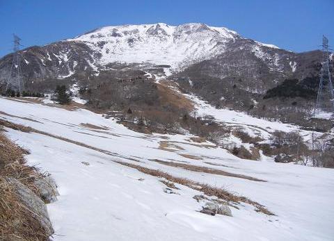 雪の伊吹山 067