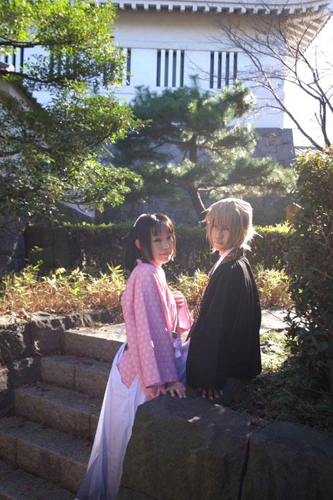 薄桜鬼 〜新選組奇譚〜/雪村千鶴&風間千景