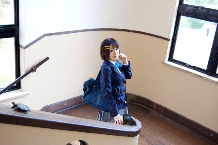 けいおん!/平沢唯/コスプレ写真