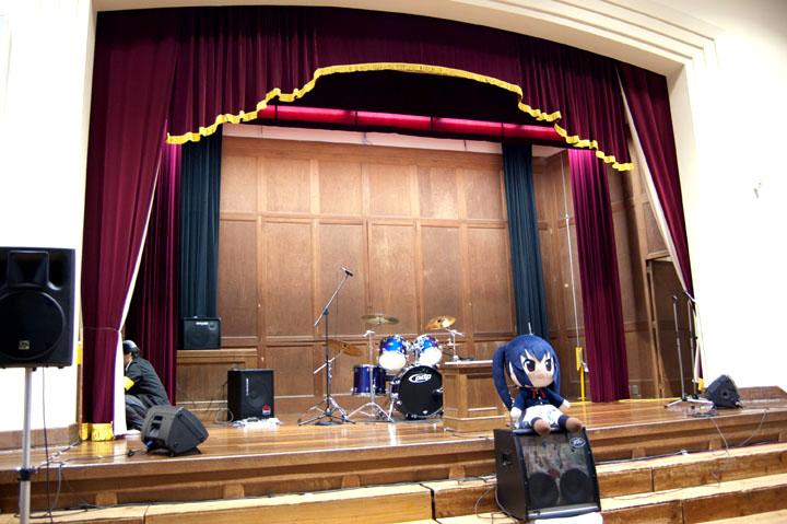 けいおん!/平沢唯/聖地にて
