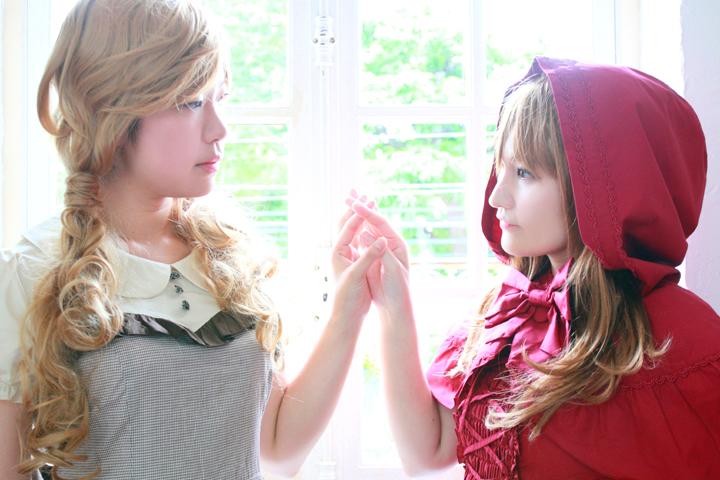 オズの魔法使いと赤頭巾ちゃん/MACHIKO様&紗奈様