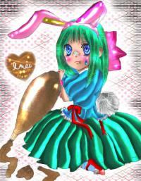 AIN☆さん◆ラブリーチョコレート☆
