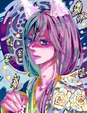 異種交流◆黒咲さん