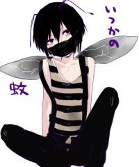 蚊( ´_ゝ`)