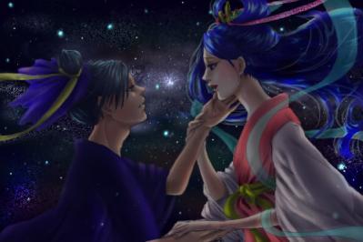 年に1度の逢瀬◆冴子さん