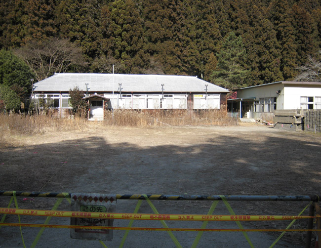 旧梶又小学校 2010.01.17撮影