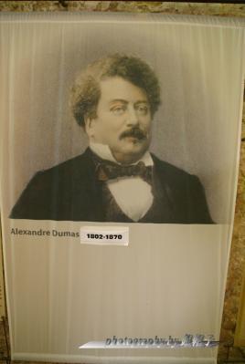 アレクサンドル・デュマ