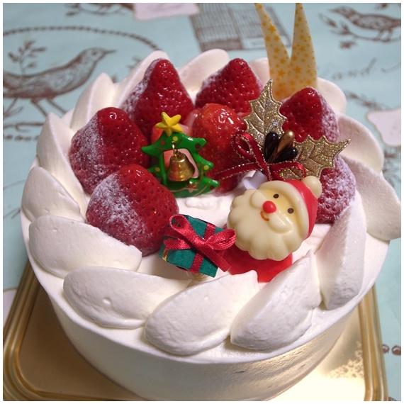 クリスマスケーキ、宮ちゃん