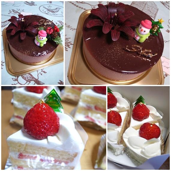 クリスマスケーキオーダー1