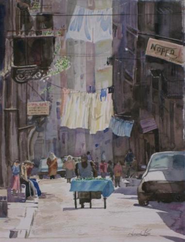 クンバラジュ通り(トルコ)