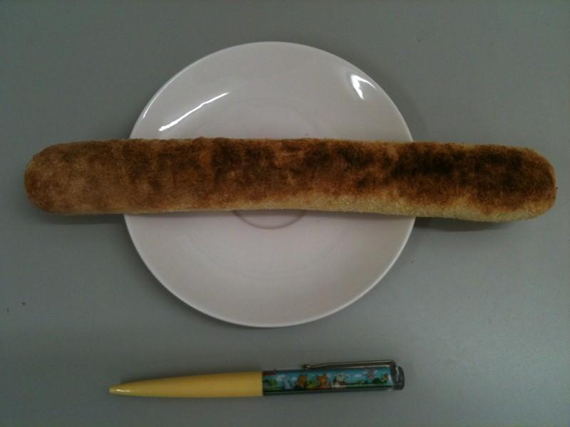 エースホームボールペンとの比較写真