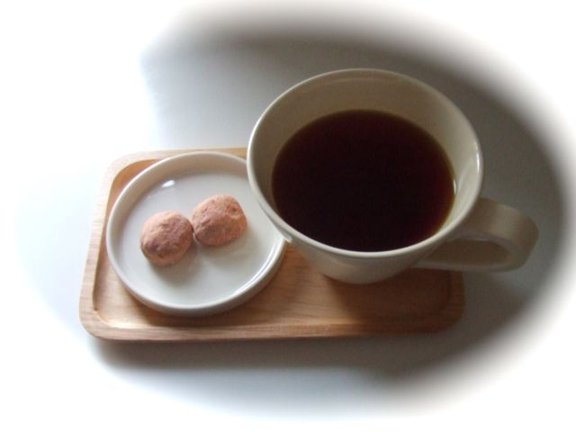 afternoon tea 紅茶&クッキー