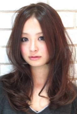 VERY井川遥髪型