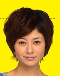 ドラマ『最高の離婚』真木よう子さんのショートヘア・髪型画像