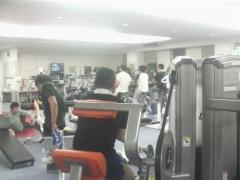 小瀬スポーツ公園トレーニングルーム